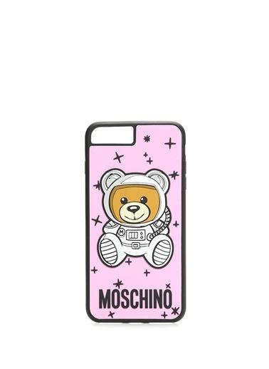 Moschino iPhone 7/8 Aksesuar Pembe